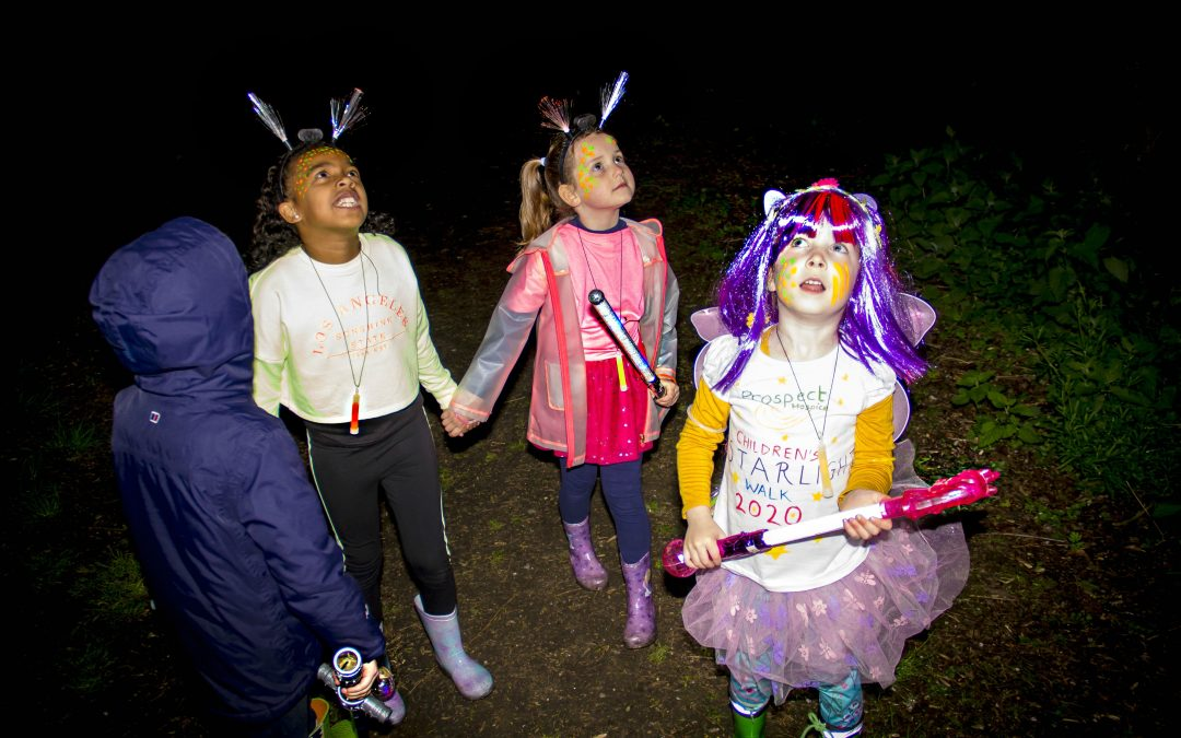 Kid's Starlight Walk for Prospect Hospice