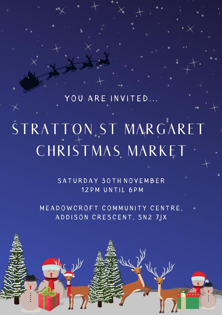 Christmas Market @ Meadowcroft Community Centre