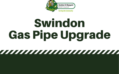 Swindon Gas Pipe Upgrade