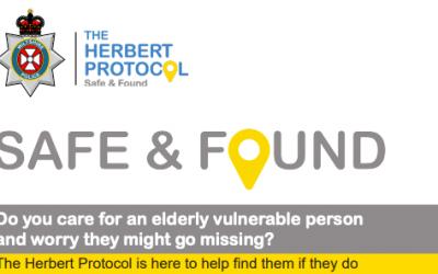 The Herbert Protocol – Please Read!