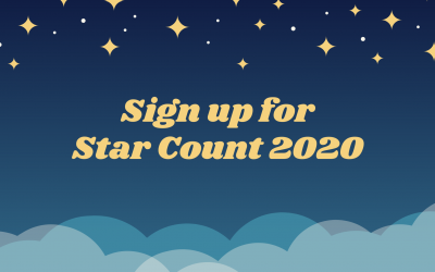 Will you be taking part in the CPRE Star Count 2020?