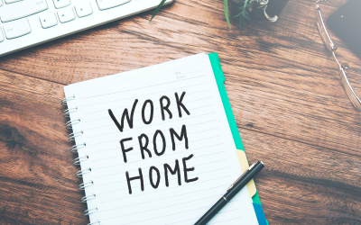 Staff Blog: Working from home for the first time in 45 years!