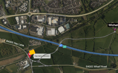 Work to begin on new M4 underpass