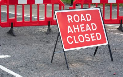 Whitworth Road to be partially closed as Moonrakers improvement work progresses